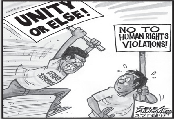 EDITORIAL - National unity