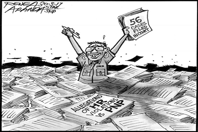 EDITORIAL - Avenues for redress