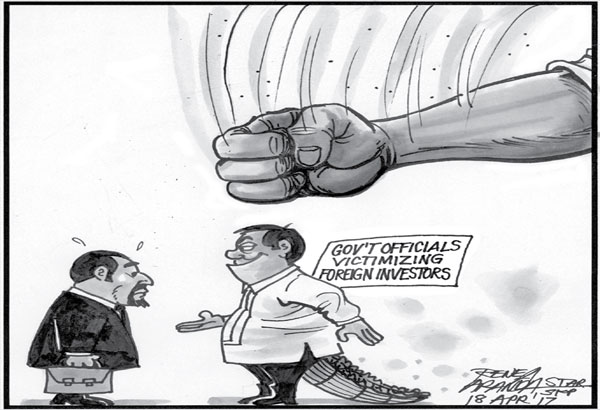 EDITORIAL - 'Shoot the corrupt'   Opinion, News, The ...