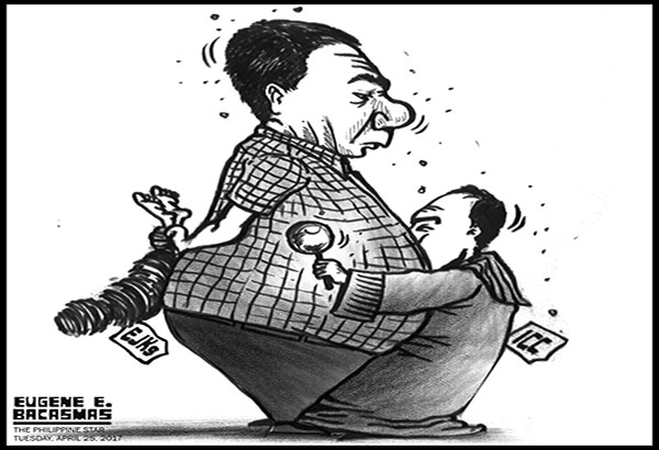 EDITORIAL - A case in the ICC