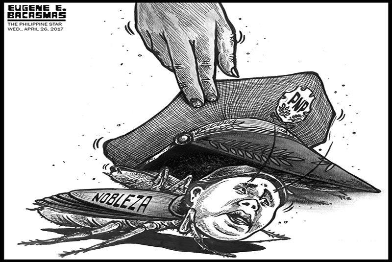 EDITORIAL  - In love with the Abu Sayyaf