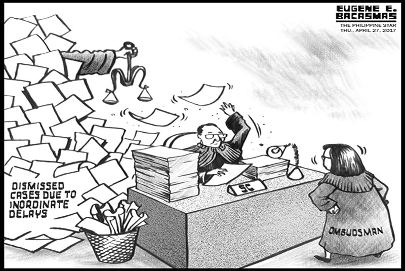 EDITORIAL - Inordinate delay