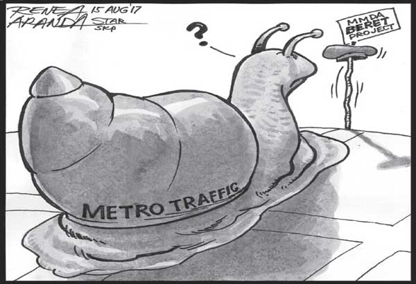 EDITORIAL - Beret for the MMDA