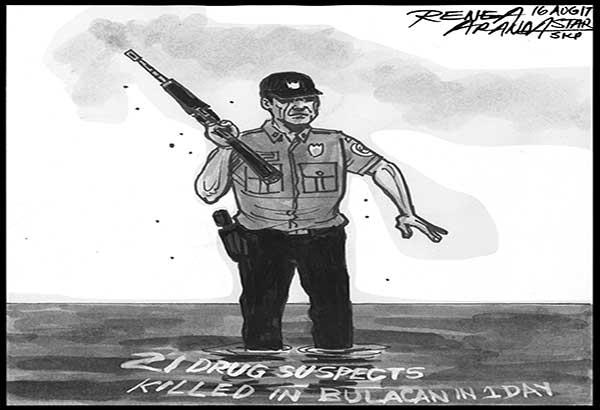 EDITORIAL - Record kill rate