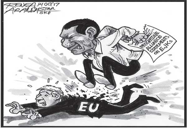 EDITORIAL - Off the mark