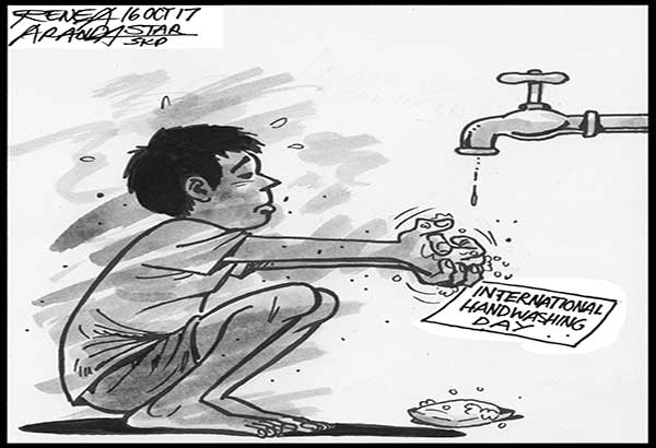 EDITORIAL - Our hands, our future
