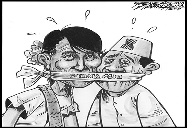 EDITORIAL - Voice for the oppressed