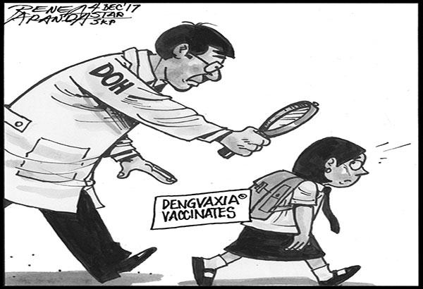 Philippines Orders Probe Into Sanofi Dengue Vaccine for 730000 Children