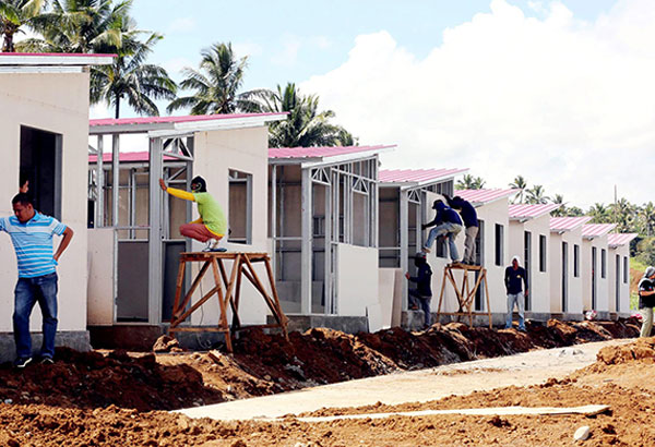 Temporary Living Shelters : More temporary shelters for marawi evacuees eyed nation