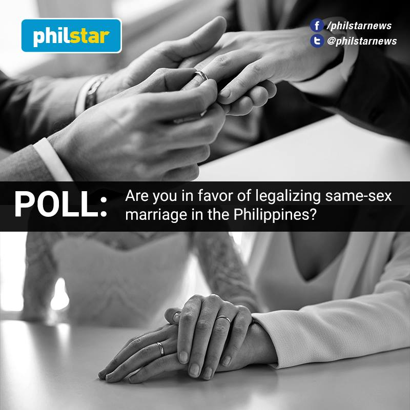 legalization of sam sex marriage Do you support the legalization of same sex marriage see how american voters answered this question.