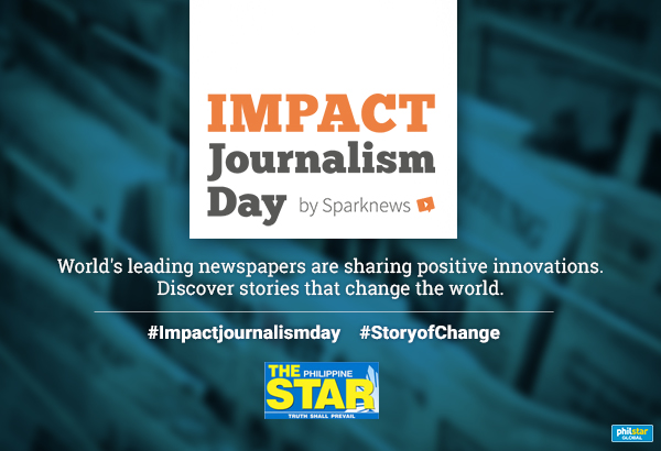 Spark News teams up with the Philippine STAR for Impact Journalism Day.
