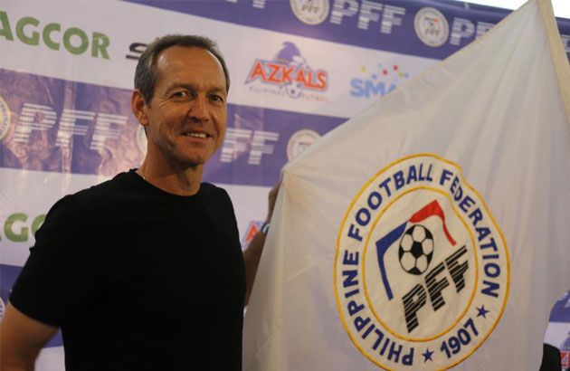 "Trainer der philippinischen Nationalelf: Thomas Dooley © <a href=""http://www.philstar.com/sports/2014/06/06/1331776/analyzing-2014-world-cup-azkals-coach-thomas-dooley"" target=""_blank"">Philstar.com</a>"