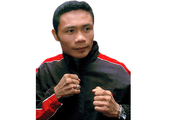 CEBU CITY, Philippines - Donnie Nietes, out to become the longest