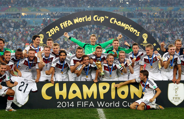 germany world cup 2014