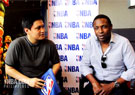 WATCH: One-on-one with NBA Legend Avery Johnson