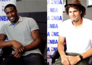 WATCH: Interview with Portland's Wes Matthews & Robin Lopez