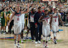 US beats Lithuania to reach basketball world final