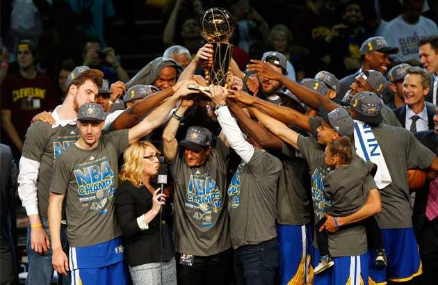 Warriors win NBA title, down LeBron, Cavs 105-97 | Sports ...