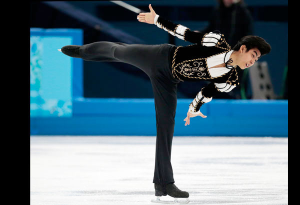 Martinez not yet assured of spot in Winter Olympics