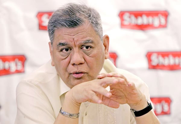 SBP executive director Sonny Barrios | File