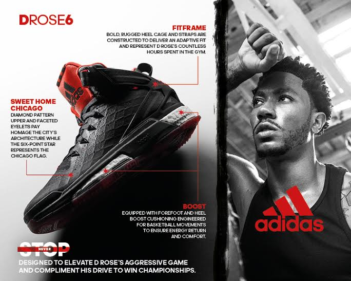 """85bbbd319db """"This is the second shoe I ve been able to wear with Boost and the comfort  and energy you get back is crazy. I m not going to wear another basketball  shoe ..."""