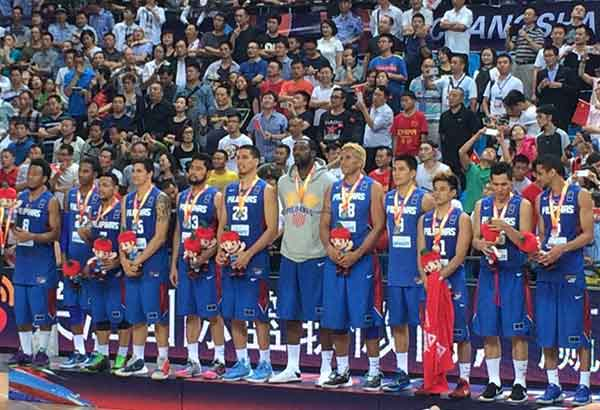 Gilas-version3-silver - Collision Course for Philippines and China - Sports and Fitness