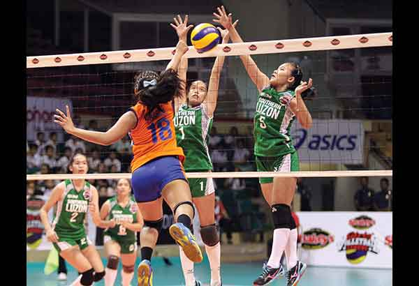 NCR, 2 others pace Shakey's Girls' Volleyball League ...