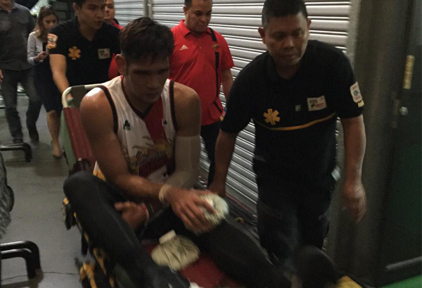 Fajardo still in pain as agonizing wait for MRI result begins | Sports
