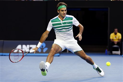 Another Federer Milestone Win No 300 At A Grand Slam News
