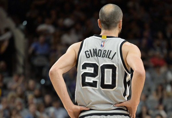 Spurs' Ginobili to play for Argentina again in Olympics ...