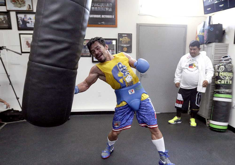 Pacquiao, Roach fondly recall 15 years at Wild Card ...