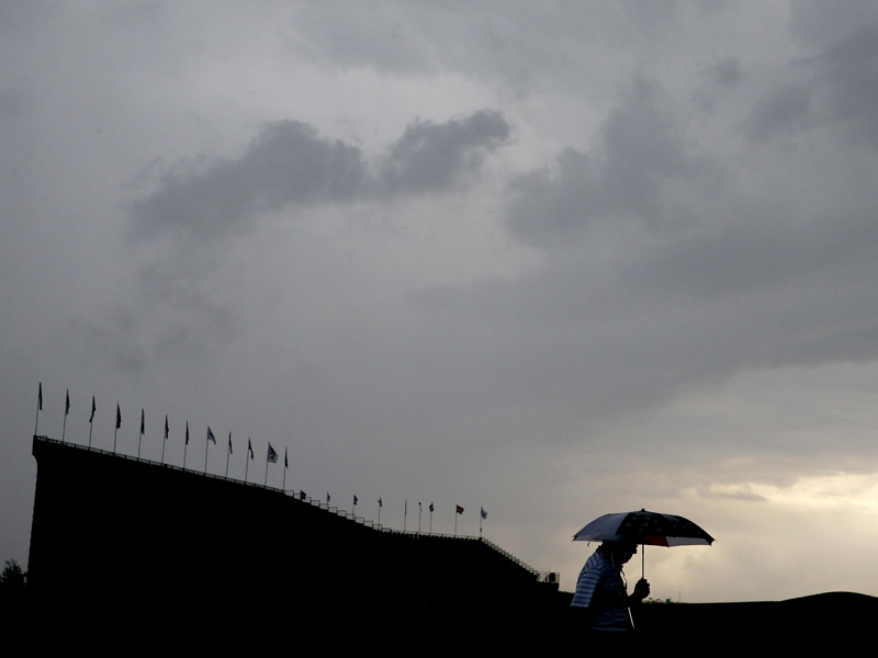Storms Soften Oakmont And Stop The Us Open Sports News