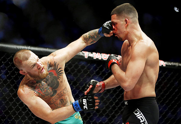 McGregor, Diaz agree to have a third UFC fight