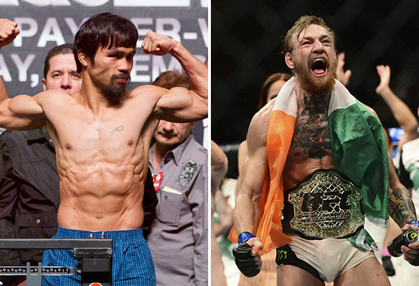 Conor McGregor challenged by Manny Pacquiao… but will the fight happen?