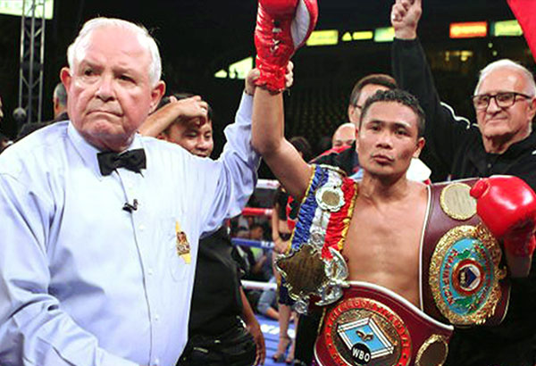 Nietes, Magsayo, Villanueva defeat Mexican rivals in California