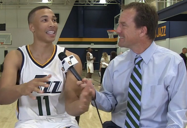Jazz hope to benefit from budding Exum-Hill relationship ...