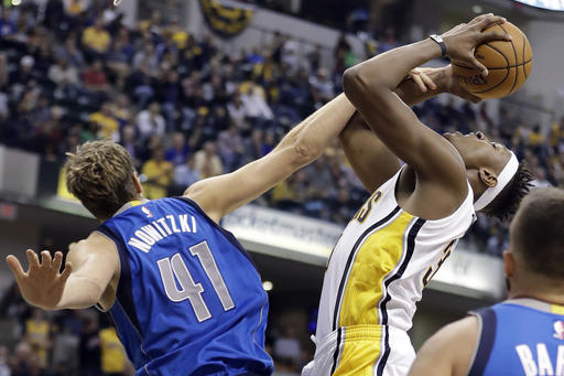 Image result for mavs pacers oct. 26