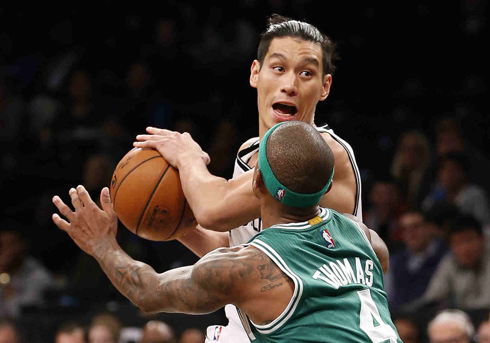 Nets guard Lin donates $1 million to Harvard