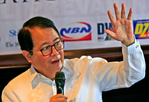 The court-ordered elections, they said, should push through despite the decision of the Philippine Olympic Committee executive board to file an appeal and a motion for the issuance of a TRO (temporary restraining order). Philstar.com/File Photo