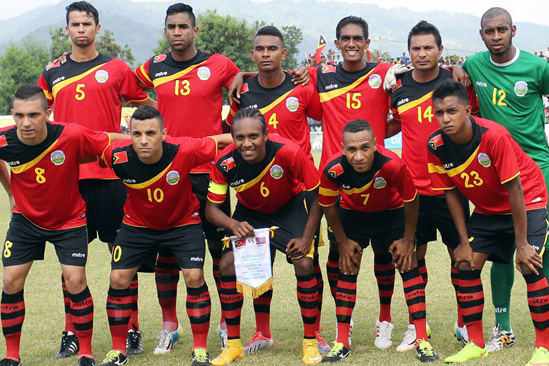 AFC expels East Timor from 2023 Asian Cup