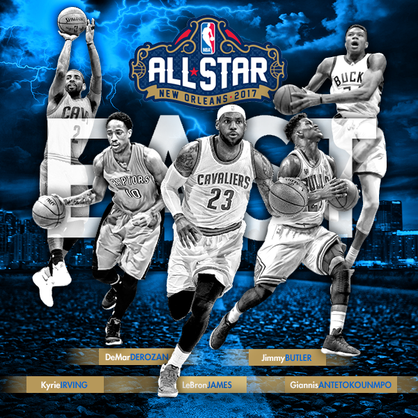 cb040cae355 2017 NBA All-Star Starters: Who's deserving? Who's not? | Philstar.com