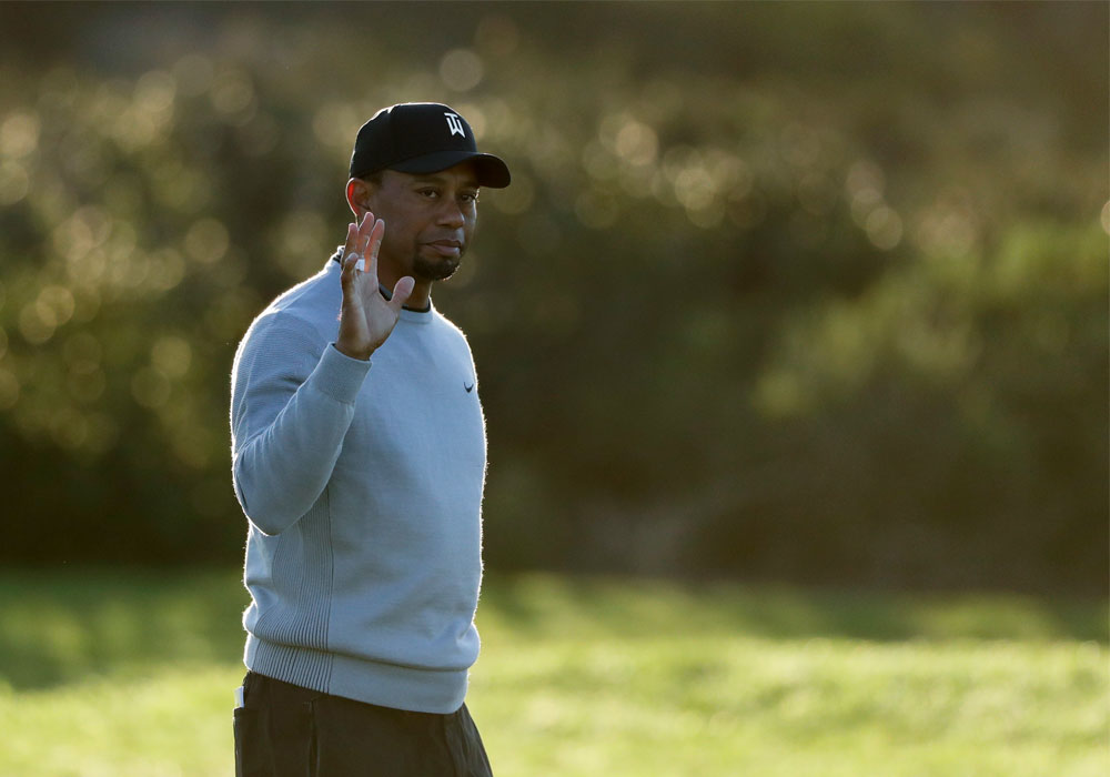 Tiger Woods To Design New Golf Course Sports News The
