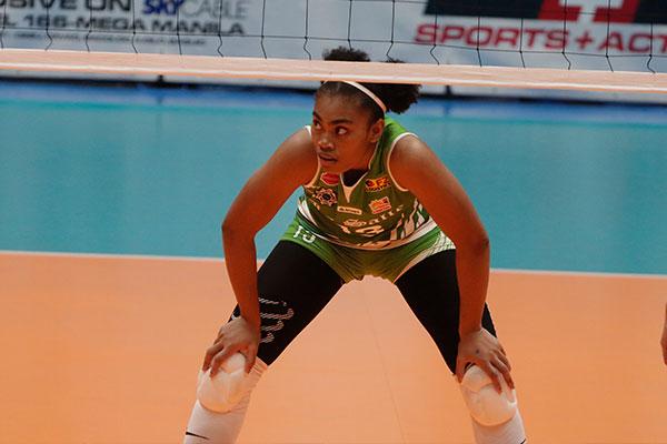 la salle finds new in ogunsanya sports news the philippine philstar