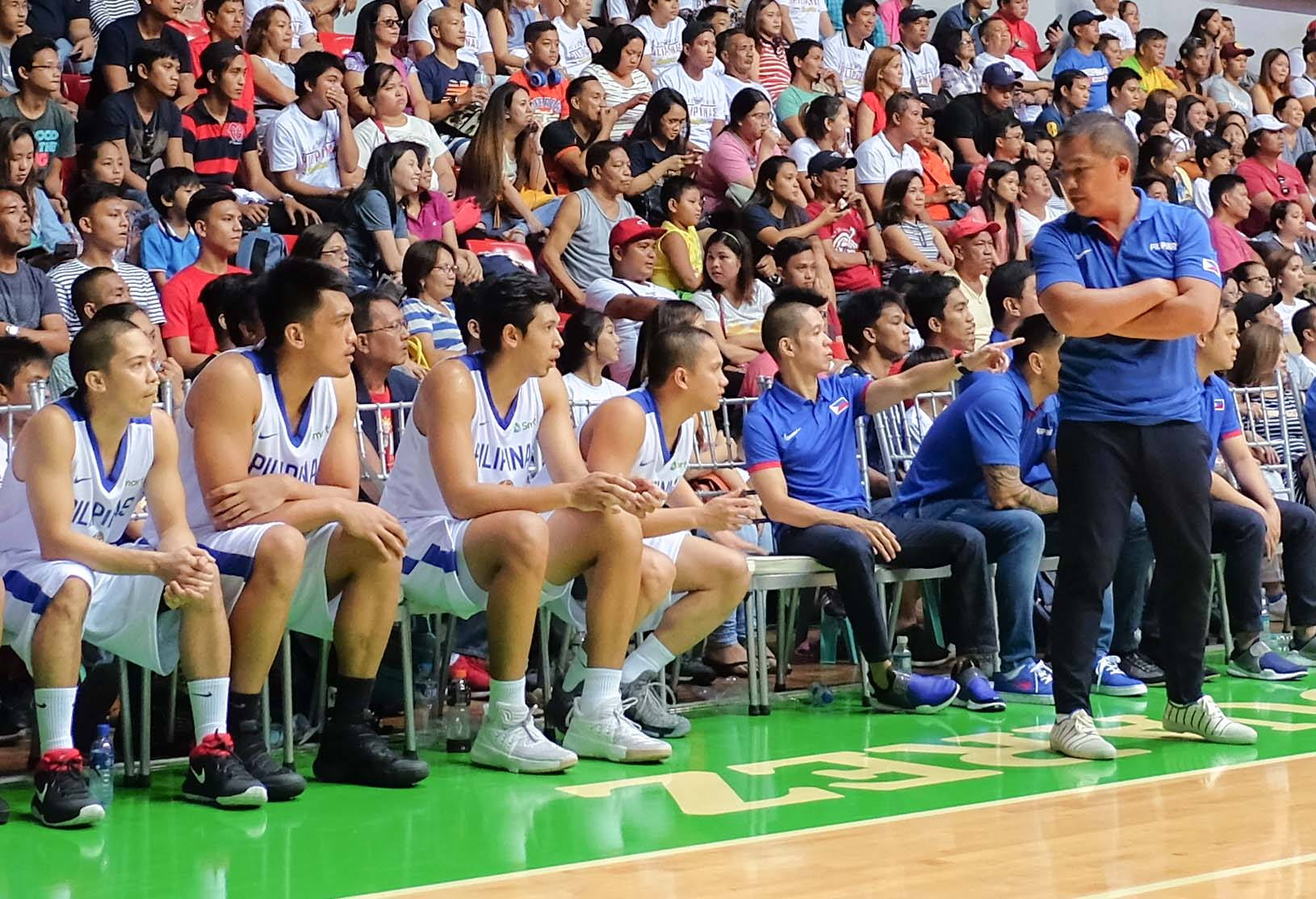 Chot: Ferrer, Cruz, Tolomia could've made Gilas roster for ...