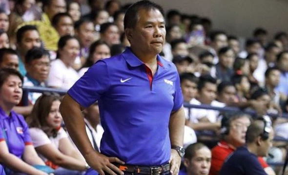 Gilas Pilipinas head coach Chot Reyes | File Photo