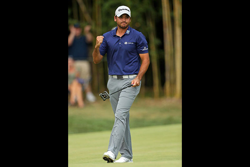 Masters victor  Garcia still feels major motivation