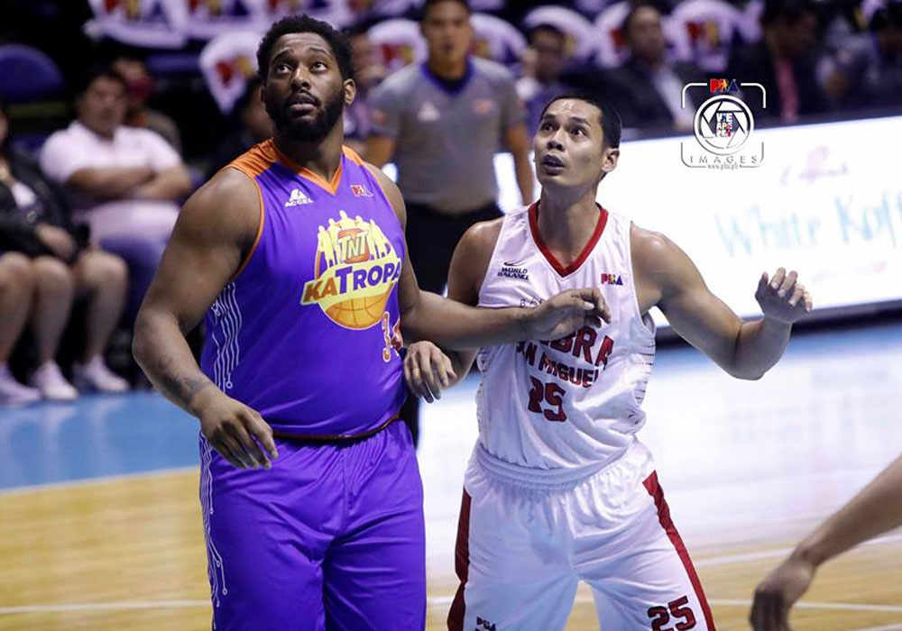 Ginebra eyes equalizer as TNT's Joshua Smith 'complaining' of foot pain