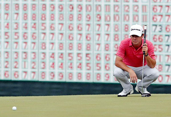Justin Thomas sets Open scoring record with 9-under 63