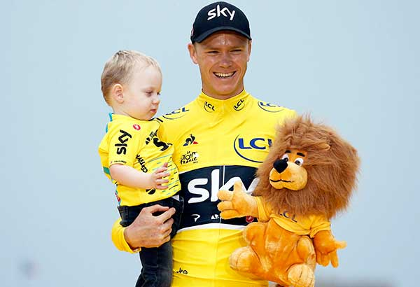 Edvald Boasson Hagen wins stage 19, Froome retains lead — Tour de France