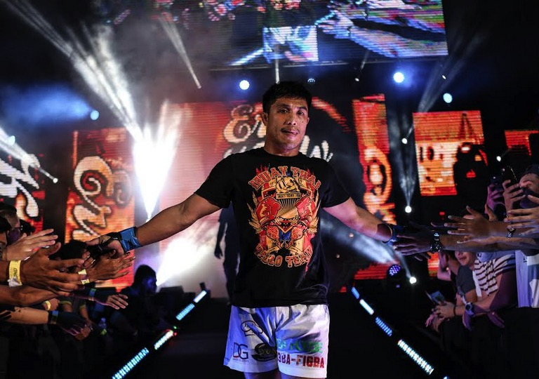 Eric Kelly of Baguio City | ONE Championship